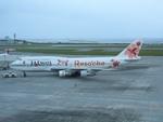 那覇空港 - Naha Airport [OKA/ROAH]で撮影されたJALウェイズ - JALways [JO/JAZ]の航空機写真