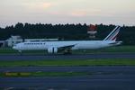 アイスコーヒーさんが、成田国際空港で撮影したエールフランス航空 777-328/ERの航空フォト(飛行機 写真・画像)