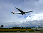 アイスコーヒーさんが、福岡空港で撮影したチャイナエアライン A330-302の航空フォト(飛行機 写真・画像)