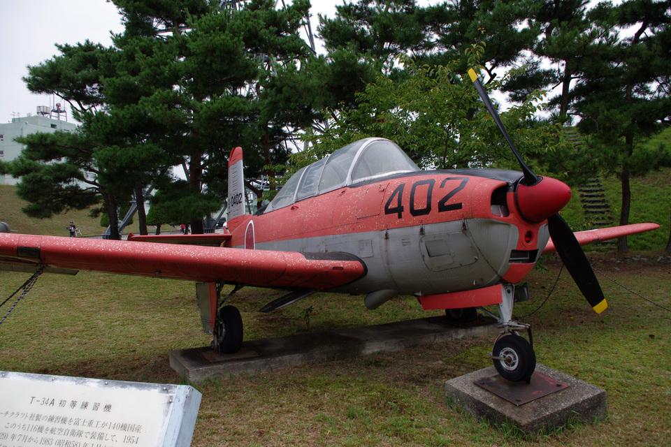 kanade/Ryo@S.O.R.A.さんの航空自衛隊 Fuji T-34 (61-0402) 航空フォト