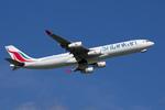 Severemanさんが、成田国際空港で撮影したスリランカ航空 A340-313Xの航空フォト(写真)