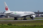 Severemanさんが、成田国際空港で撮影した日本航空 777-246/ERの航空フォト(写真)
