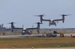 speedbirdさんが、岩国空港で撮影したアメリカ海兵隊 MV-22Bの航空フォト(写真)