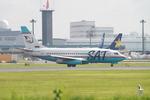 matsuさんが、成田国際空港で撮影したサハリン航空 737-232/Advの航空フォト(飛行機 写真・画像)