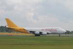 matsuさんが、成田国際空港で撮影したエアー・ホンコン 747-444(BCF)の航空フォト(写真)