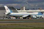 Scotchさんが、伊丹空港で撮影したアメリカ空軍 VC-25A (747-2G4B)の航空フォト(写真)