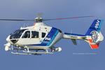 Scotchさんが、伊丹空港で撮影したオールニッポンヘリコプター EC135T2の航空フォト(飛行機 写真・画像)