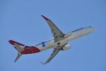snow_shinさんが、パース空港で撮影したカンタス航空 737-838の航空フォト(写真)