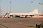 Hikobouzさんが、トゥールーズ・ブラニャック空港で撮影したアエロスパシアル Concorde 100の航空フォト(飛行機 写真・画像)