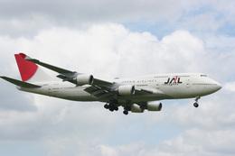B747SR-SuperJumboさんが、成田国際空港で撮影した日本航空 747-446の航空フォト(飛行機 写真・画像)