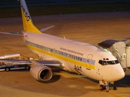 小松空港 - Komatsu Airport [KMQ/RJNK]で撮影されたAIR DO - Hokkaido International Airlines [HD/ADO]の航空機写真