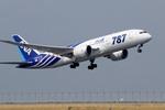 パンダさんが、羽田空港で撮影した全日空 787-8 Dreamlinerの航空フォト(写真)