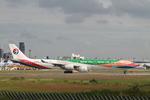matsuさんが、成田国際空港で撮影した中国東方航空 A340-642の航空フォト(写真)