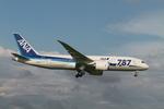 matsuさんが、成田国際空港で撮影した全日空 787-8 Dreamlinerの航空フォト(写真)