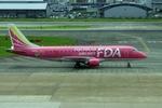 アイスコーヒーさんが、福岡空港で撮影したフジドリームエアラインズ ERJ-170-200 (ERJ-175STD)の航空フォト(飛行機 写真・画像)