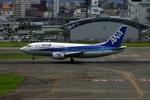 アイスコーヒーさんが、福岡空港で撮影したANAウイングス 737-54Kの航空フォト(飛行機 写真・画像)