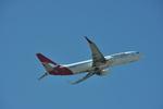 snow_shinさんが、パース空港で撮影したカンタス航空 737-838の航空フォト(飛行機 写真・画像)