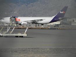 Laliluleloさんが、アルバカーキ国際空港サンポートで撮影したフェデックス・エクスプレス A300F4-605Rの航空フォト(飛行機 写真・画像)