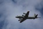 たまさんが、松戸駐屯地で撮影した海上自衛隊 P-3Cの航空フォト(写真)