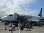 airspotterさんが、コナ国際空港で撮影したアロハ航空 737-2T4/Advの航空フォト(写真)
