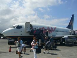 airspotterさんが、コナ国際空港で撮影したアロハ航空 737-2T4/Advの航空フォト(飛行機 写真・画像)