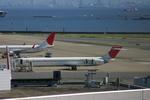 アイスコーヒーさんが、羽田空港で撮影したデルタ航空 MD-90-30の航空フォト(飛行機 写真・画像)