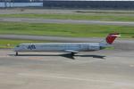 アイスコーヒーさんが、羽田空港で撮影した日本航空 MD-90-30の航空フォト(飛行機 写真・画像)