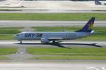 アイスコーヒーさんが、羽田空港で撮影したスカイマーク 737-81Dの航空フォト(飛行機 写真・画像)