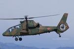Scotchさんが、明野駐屯地で撮影した陸上自衛隊 OH-1の航空フォト(写真)