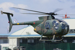 Scotchさんが、明野駐屯地で撮影した陸上自衛隊 OH-6Dの航空フォト(写真)