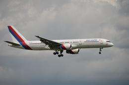 JALWAYSさんが、スワンナプーム国際空港で撮影したロイヤル・ネパール航空 757-2F8の航空フォト(飛行機 写真・画像)