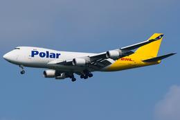 yoshioyajiさんが、成田国際空港で撮影したポーラーエアカーゴ 747-46NF/SCDの航空フォト(飛行機 写真・画像)
