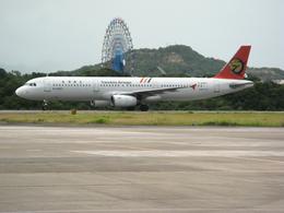 abeam-NANKIさんが、南紀白浜空港で撮影したトランスアジア航空 A321-131の航空フォト(飛行機 写真・画像)