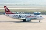 kinsanさんが、アドナン・メンデレス空港で撮影したペガサス・エアラインズ 737-58Eの航空フォト(飛行機 写真・画像)