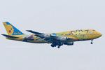 Scotchさんが、新千歳空港で撮影した全日空 747-481(D)の航空フォト(写真)