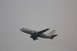 meijeanさんが、香港国際空港で撮影したトランスマイル・エア・サービス 737-275C/Advの航空フォト(飛行機 写真・画像)