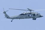Scotchさんが、岩国空港で撮影したアメリカ海軍 MH-60S Knighthawk (S-70A)の航空フォト(写真)