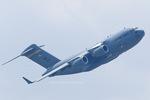 Scotchさんが、岩国空港で撮影したアメリカ空軍 C-17A Globemaster IIIの航空フォト(写真)