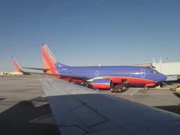 Laliluleloさんが、アルバカーキ国際空港サンポートで撮影したサウスウェスト航空 737-7H4の航空フォト(飛行機 写真・画像)