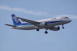マイカーローンレンジャーさんが、成田国際空港で撮影した全日空 A320-214の航空フォト(飛行機 写真・画像)