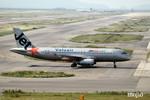 mojioさんが、関西国際空港で撮影したジェットスター・アジア A320-232の航空フォト(飛行機 写真・画像)