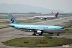 mojioさんが、関西国際空港で撮影した大韓航空 A300B4-622Rの航空フォト(飛行機 写真・画像)