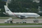 KTX8929さんが、シンガポール・チャンギ国際空港で撮影したトライエムジー イントラ アジア エアラインズ 737-210C/Advの航空フォト(写真)