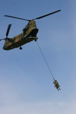アイスコーヒーさんが、木更津飛行場で撮影した陸上自衛隊 CH-47Jの航空フォト(飛行機 写真・画像)