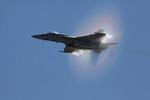 LAX Spotterさんが、ミラマー海兵隊航空ステーション で撮影したアメリカ海軍 F/A-18E Super Hornetの航空フォト(写真)