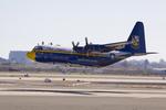 LAX Spotterさんが、ミラマー海兵隊航空ステーション で撮影したアメリカ海軍 C-130T Herculesの航空フォト(写真)