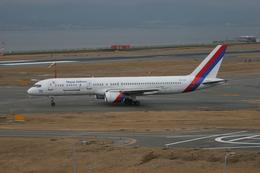 ☆H・I・J☆さんが、関西国際空港で撮影したネパール航空 757-2F8Cの航空フォト(飛行機 写真・画像)