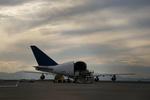 m-takagiさんが、中部国際空港で撮影したボーイング 747-409(LCF) Dreamlifterの航空フォト(写真)