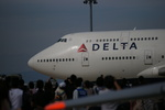 m-takagiさんが、中部国際空港で撮影したデルタ航空 747-451の航空フォト(飛行機 写真・画像)
