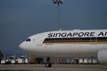 m-takagiさんが、中部国際空港で撮影したシンガポール航空 A330-343Xの航空フォト(飛行機 写真・画像)